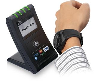 Watch2pay- zegarek do dokonywania bezdotykowych płatności!